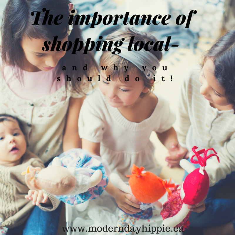 The Importance Of Shopping Local And Why You Should Do It